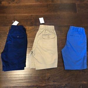 NWT Bundle of crewcuts shorts